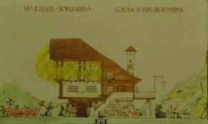 """Cartolina """"Estate in Val Formazza"""""""