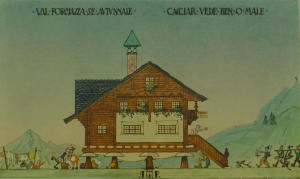 "Cartolina ""Autunno in Val Formazza"""