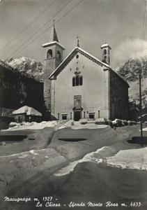 Chiesa di Staffa